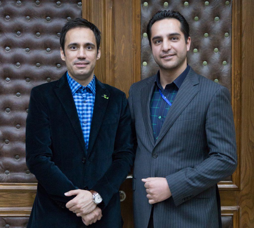 مهدی محمدی، یک مدیر باهوش